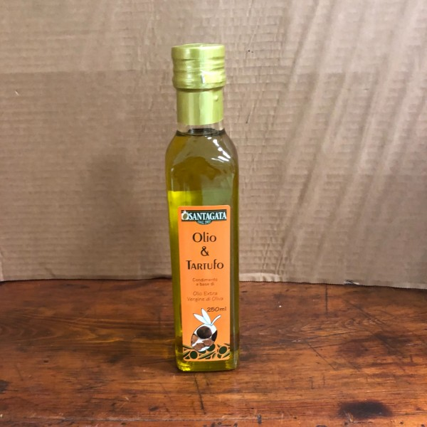 Extra V. Olive oil with  truffle ml 250