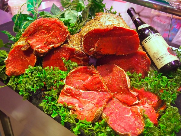 Entrecote fassone with herbs
