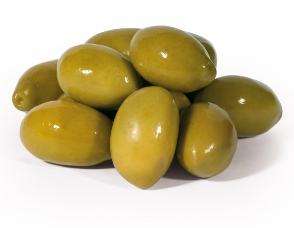 Large green olives of Cerignola  2,5 kg.
