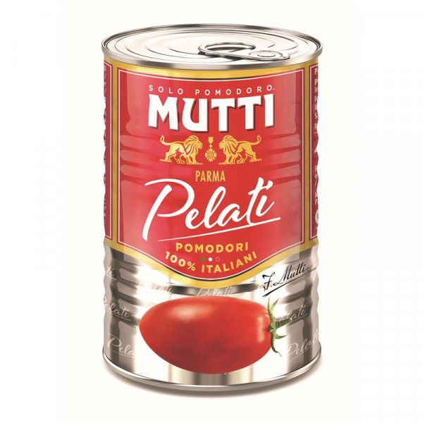 Peeled tomato gr. 400 Mutti