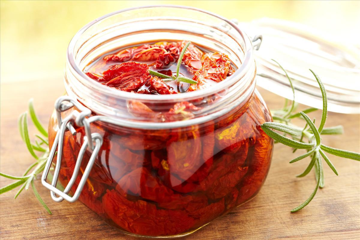 Sun dry tomatoes in olive oil 1Kg